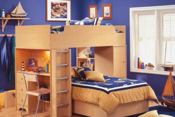 Dětské a studentské pokoje